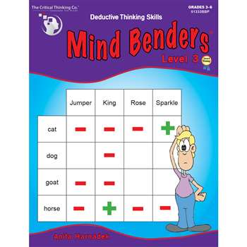 critical thinking brain teasers pdf