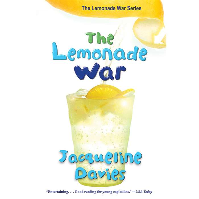 the lemonade war ho9780547237657 houghton mifflin