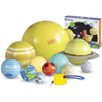 Inflatable Solar System Demonstration Set by Learning ...
