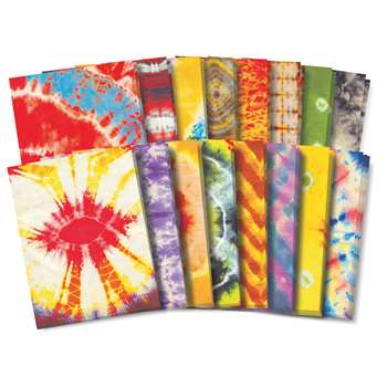 Barker Creek Tie-Dye Design Decorative Computer Paper - 50 Sheets of ...