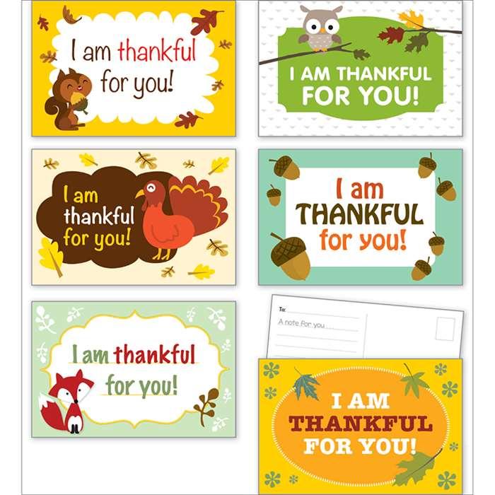 thanksgiving postcards sc810513 scholastic teaching