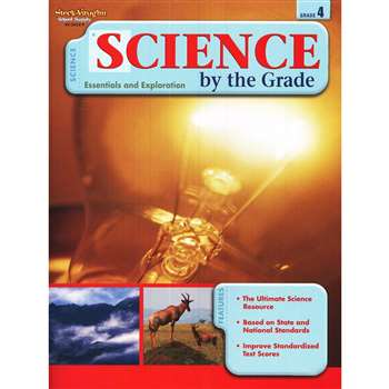 Science By The Gr Gr 4 by Harcourt School Supply: General ...