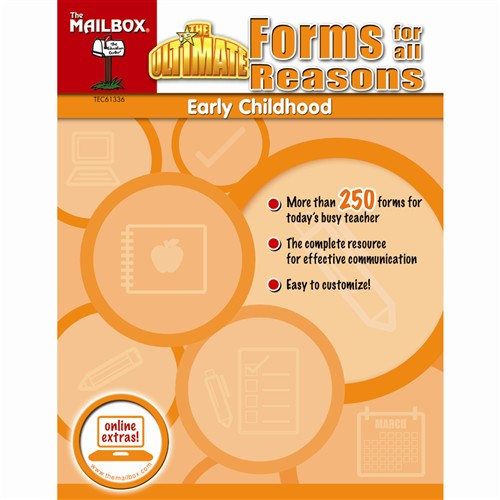 Buy refference books - Ultimate Forms Ec - TEC61336 The Mailbox Books Reference Materials