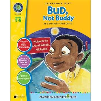 bud not buddy ccp2502 classroom complete literature units